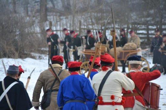 Obchody 152 rocznicy bitwy pod Małogoszczem - relacja!
