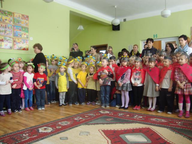 Powitanie Wiosny W Małogoskim Przedszkolu Aktualności