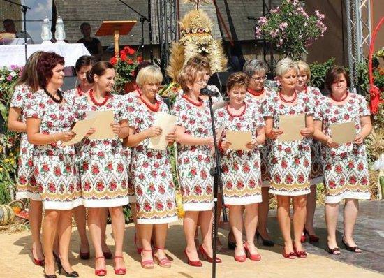 Koła Gospodyń Wiejskich 2015 wpowiecie jędrzejowskim - głosujemy na Karsznice!
