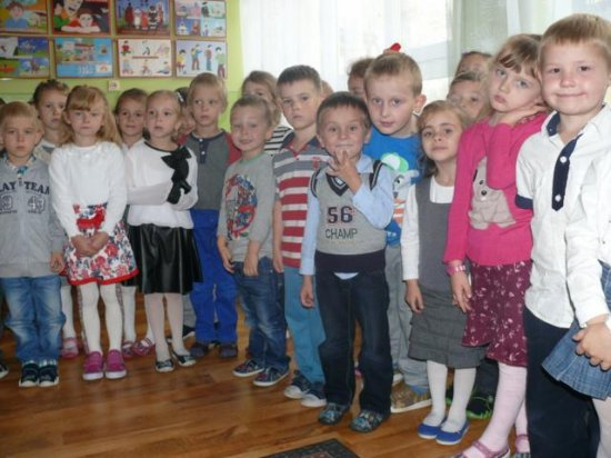Przedszkole wMałogoszczu świętuje Dzień Edukacji Narodowej!