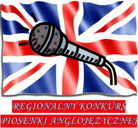 VI Regionalny Konkurs Piosenki Anglojęzycznej!