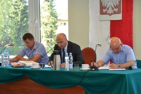 VII sesja Rady Miejskiej wMałogoszczu - większe inwestycje, zmiany wbudżecie!