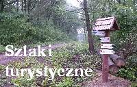 Szlaki turystyczne wgminie Małogoszcz