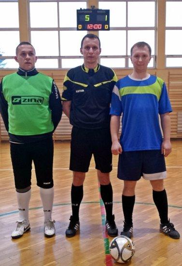X Gminny Turniej Halowej Piłki Nożnej opuchar Burmistrza Miasta iGminy Małogoszcz – Dream Team znów górą!