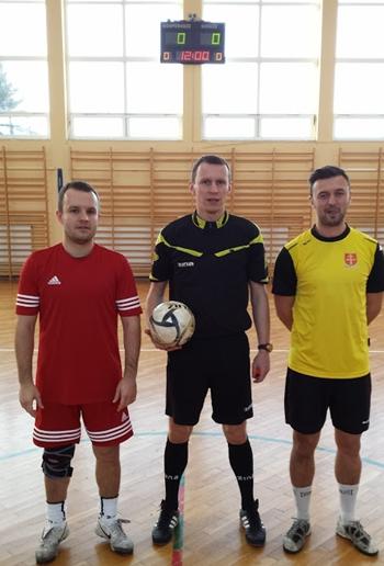 X Gminny Turniej Halowej Piłki Nożnej opuchar Burmistrza Miasta iGminy Małogoszcz – Dream Team najlepszy!